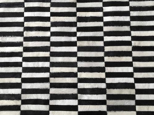 Palacios hide rug