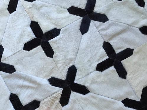 San Isidro cowhide rug