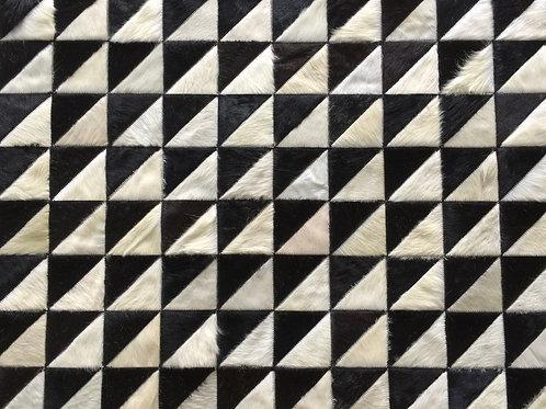 Pilar cowhide rug