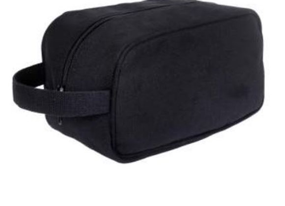Canvas Travel Kit (black)