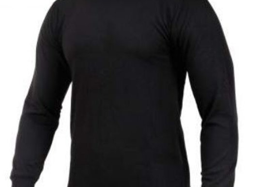 Midweight Thermal Knit Top