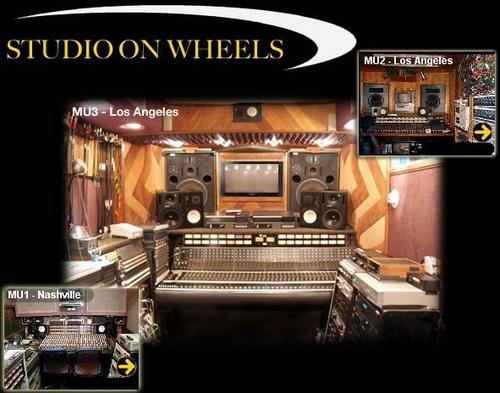Studio On Wheels - Live Recording