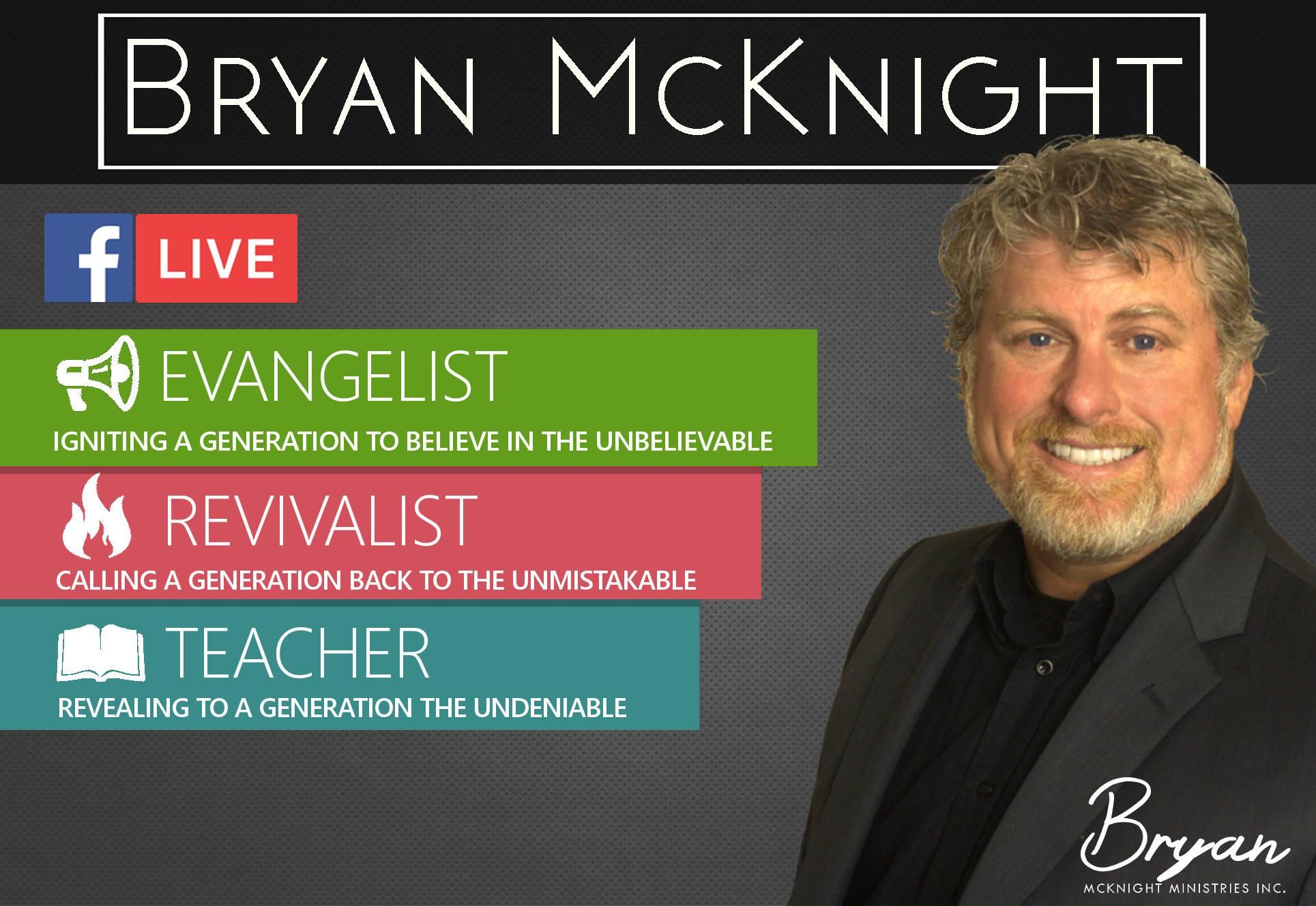 Bryan McKnight Ministires