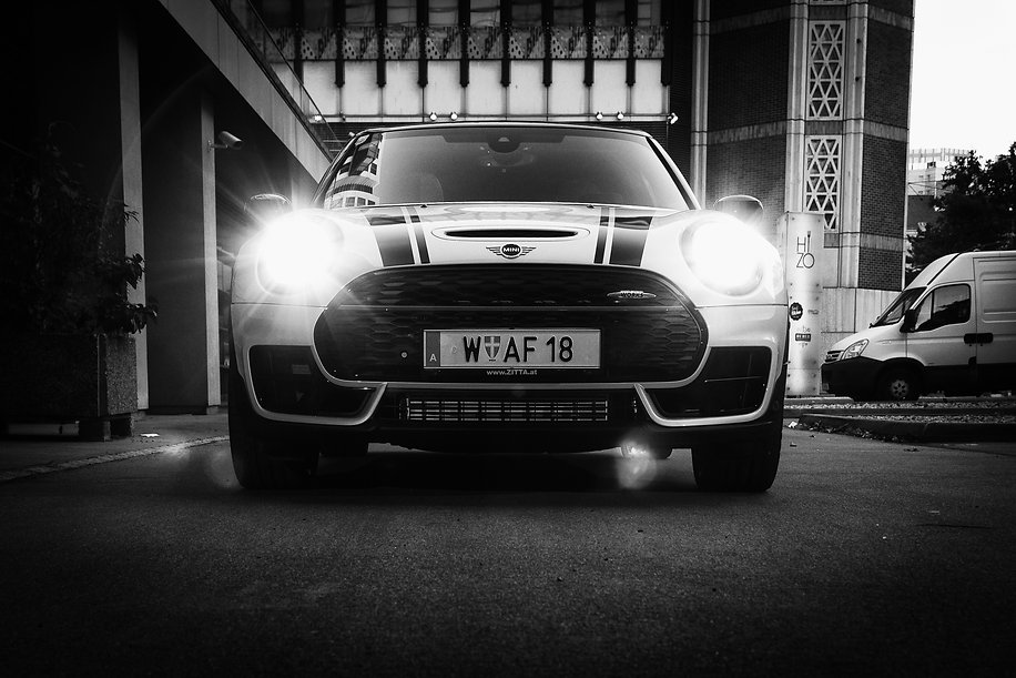Mini Clubman works Laube Georg