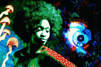 Psychedelic integration from an Afro-cen