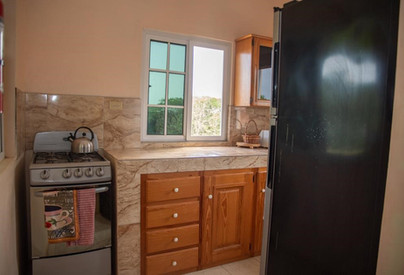 Doranja House I - Upstairs - Kitchen for guests.