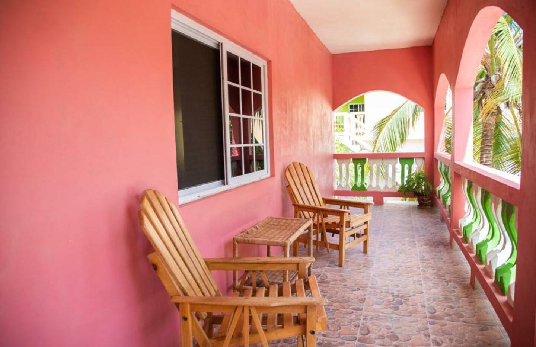 Doranja House II - Upstairs Balcony