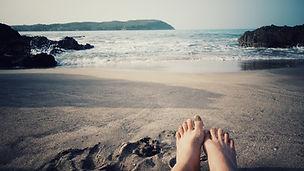 Private community beach, Doranja House