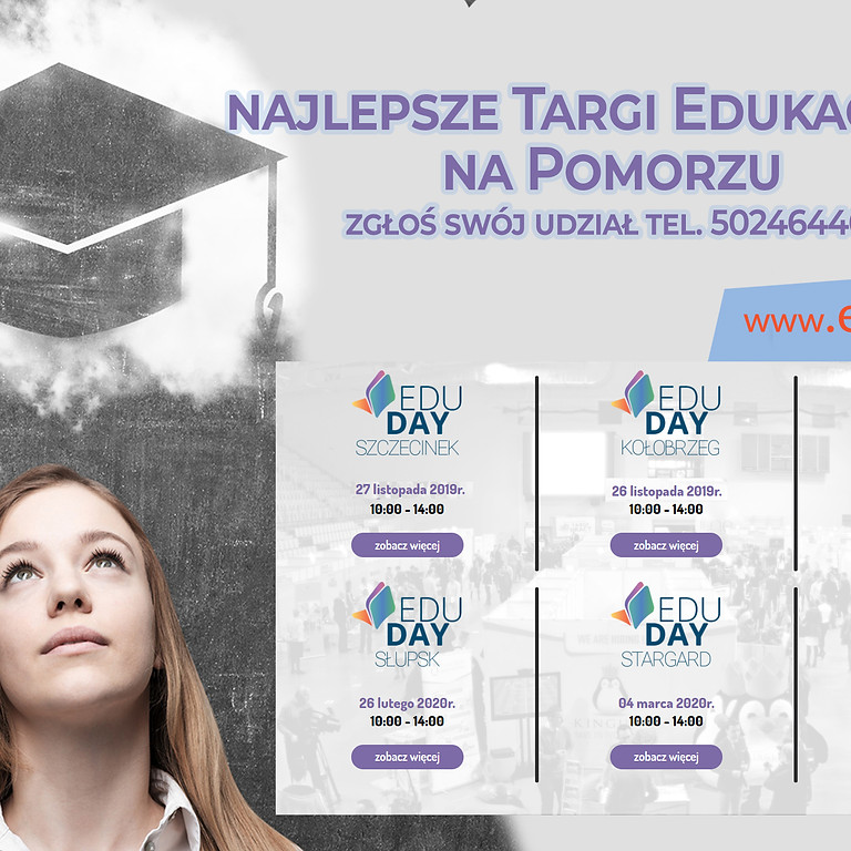 Targi Edukacyjne Edu Day | www.eduday.pl