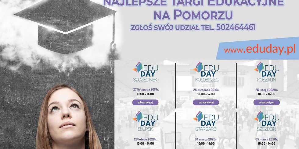 Targi Edukacyjne Edu Day   www.eduday.pl