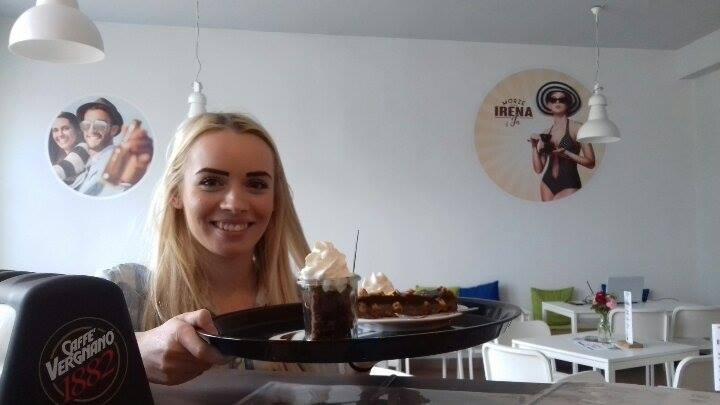 ciasta i desery u Ireny
