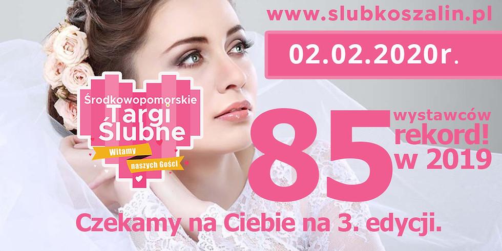 Środkowopomorskie Targi Ślubne   www.slubkoszalin.pl
