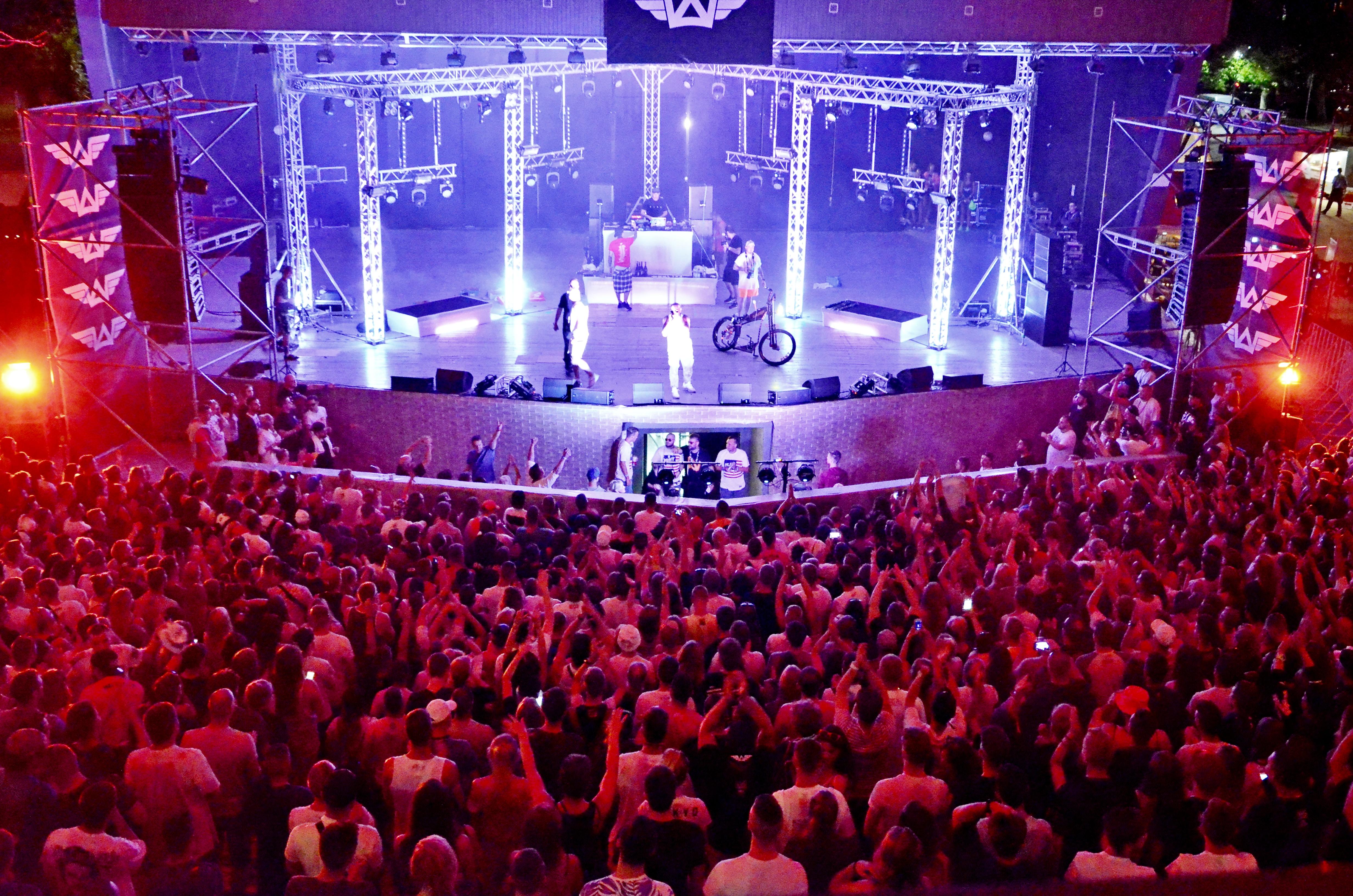 Koncert 40 Urodziny TEDE