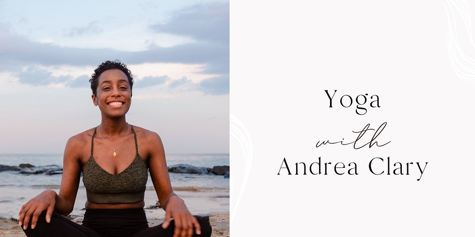 Yoga with Andrea Clary