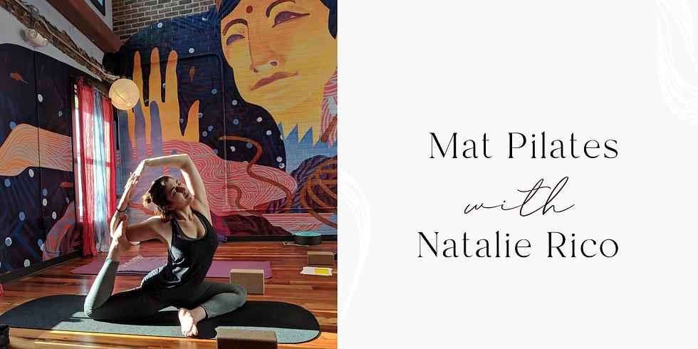 Mat Pilates with Natalie Rico