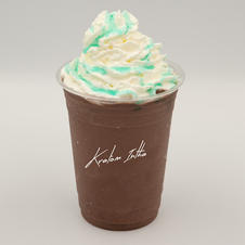 MINT COCOA ICE BLENDED