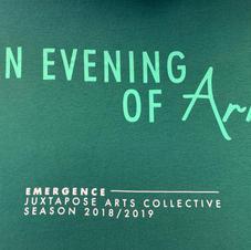 EMERGENCE; An Evening of Art