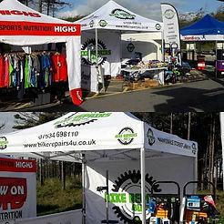 At the Sandman triathlon weekender #bikerepairs4u #pedalandcrankcc #alwaysaimhigh
