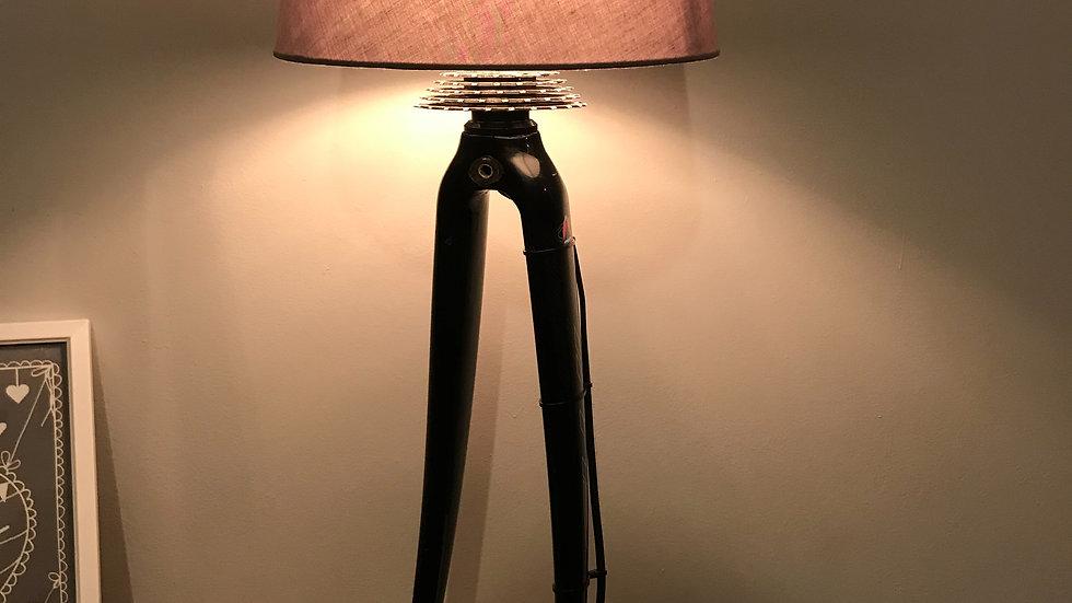 Carbon fork side lamp