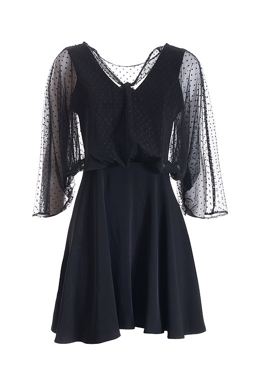 012 SHORT DRESS