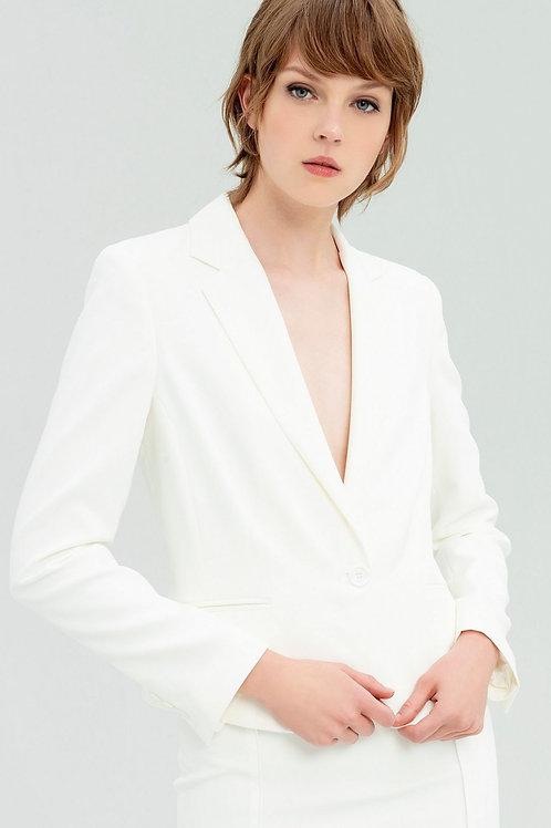 Tight blazer with pockets
