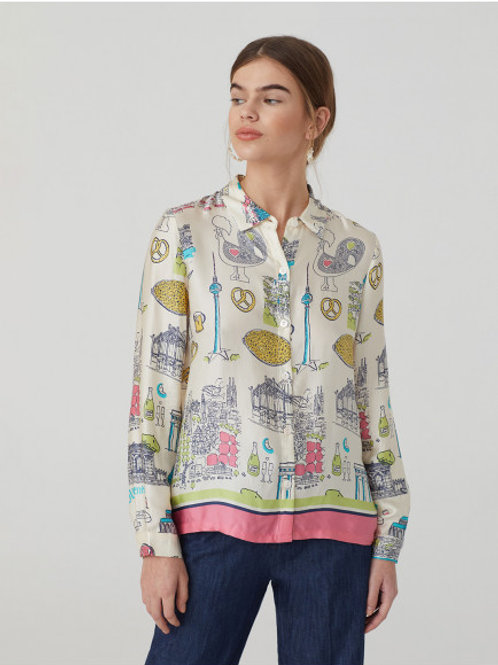 Typical Places flowing shirt