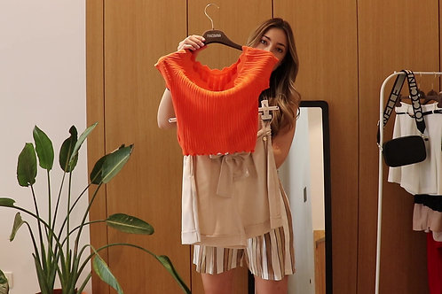 Cropped Schiffer Pull