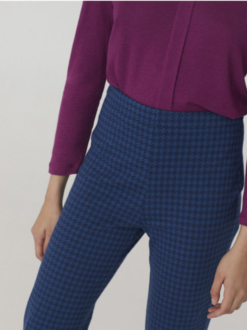 Jacquard Jersey Pants