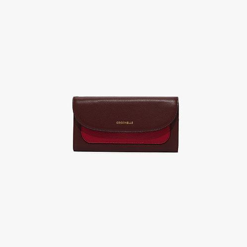 Fabienne Bicolor Wallet