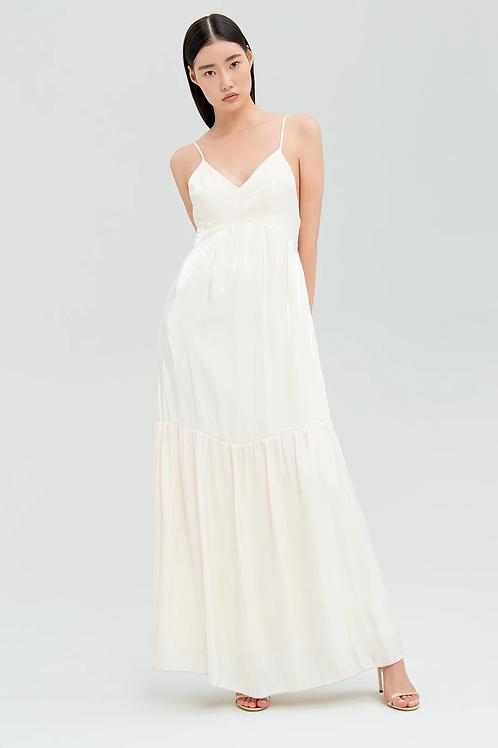 Long Dress Vanilla Cream