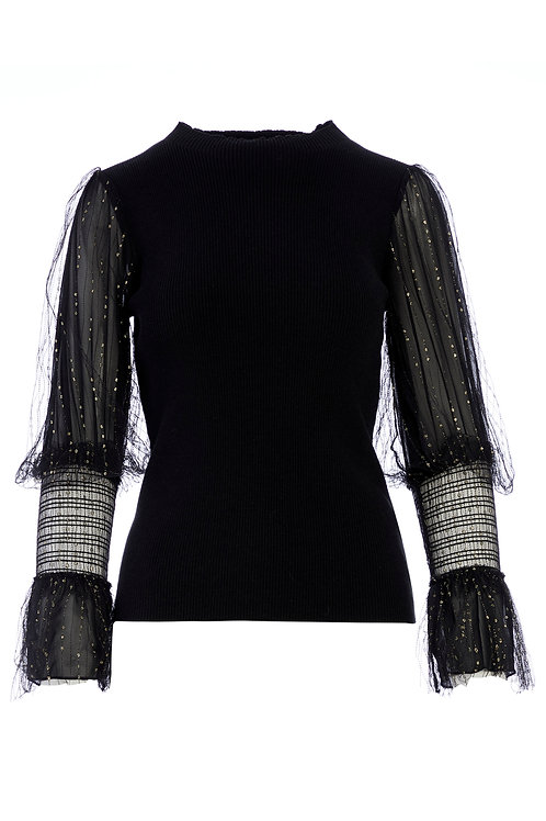 T7003 PUFF SLEEVES