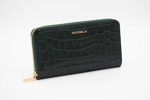 Metallic Croco Shiny Soft