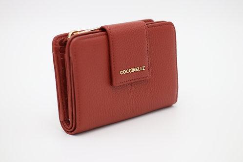 Metallic Soft Wallet
