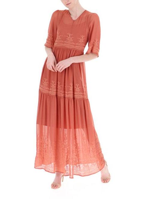Long Dress Antique