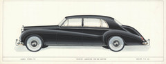 3 - James Young Phantom V Touring Limousine