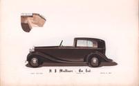 23 - H. J. Mulliner 'Wraith' Rolls-Royce