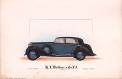 42 - H.J. Mulliner Lagonda