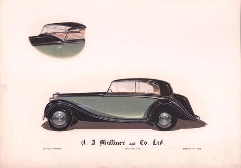 44 - H.J. Mulliner Lagonda