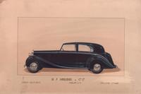 29 - H.J. Mulliner Rolls-Royce 25/30