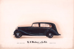 34 - H. J. Mulliner 'Wraith' Rolls-Royce