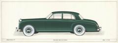 2 - James Young four door, four light Bentley Saloon