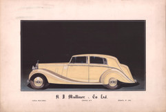 31 - H.J. Mulliner Rolls-Royce 25/30