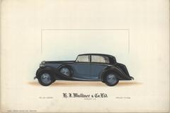 18 - H.J. Mulliner Lagonda