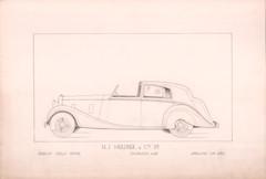 32 - H.J. Mulliner Rolls-Royce 25/30