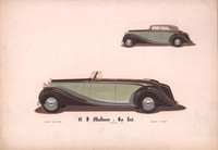 30 - H. J. Mulliner 'Wraith' Rolls-Royce