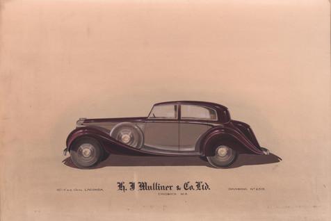 27 - H.J. Mulliner Lagonda