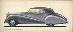 16 - Bentley Mark VI Drophead Coupé