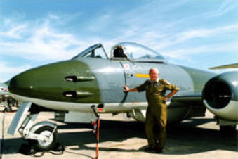 The Gloster Meteor and its Development