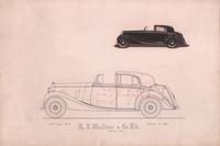 40 - H. J. Mulliner 'Wraith' Rolls-Royce