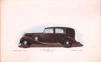 39 - H. J. Mulliner 'Wraith' Rolls-Royce